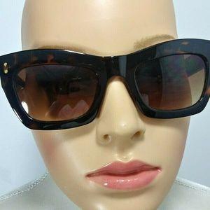 Nine West Women Sunglasses Butterfly Shape Shades